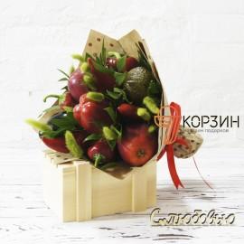 """Букет из конфет """"Б-120 С любовью"""""""